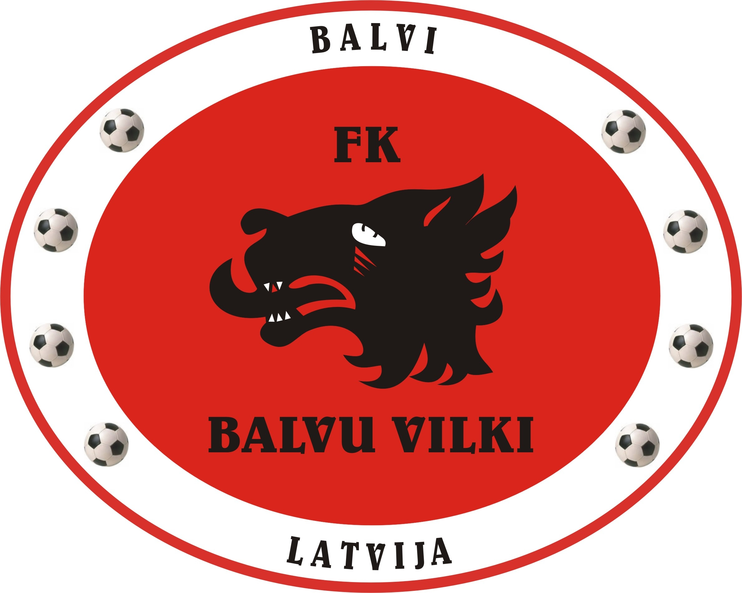 Fk Balvu vilki u8